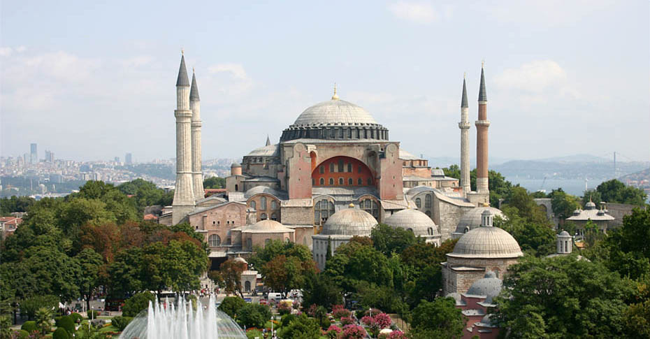 Hagia Sophia Museum, Turkey Group Tour Packages From India
