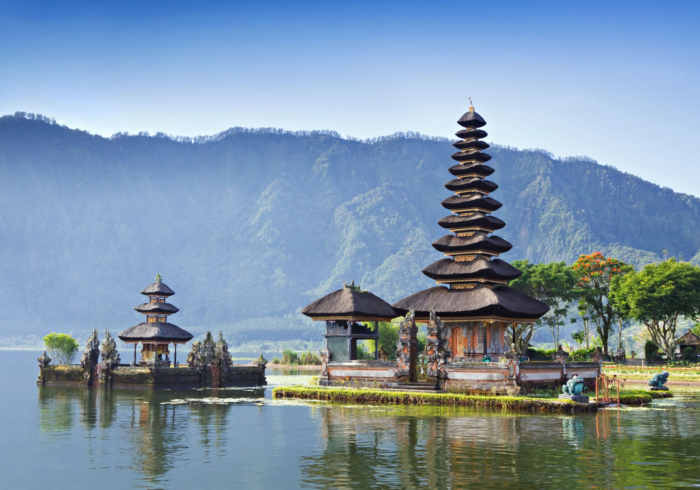 Temples-in-Bali