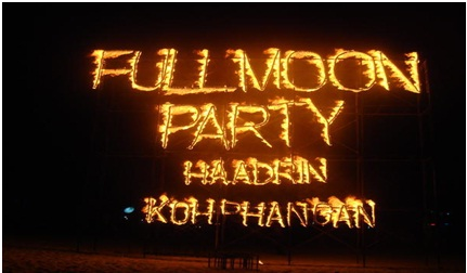 Full-Moon-Party-in-Thailand