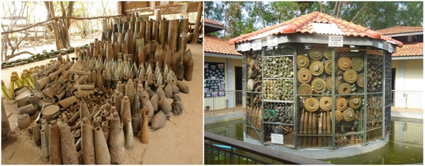 The Land Mines Museum