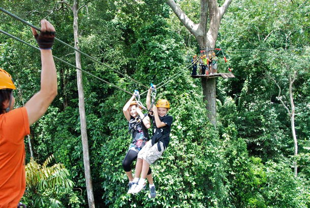 zipline-adventureo-tour-bangkok
