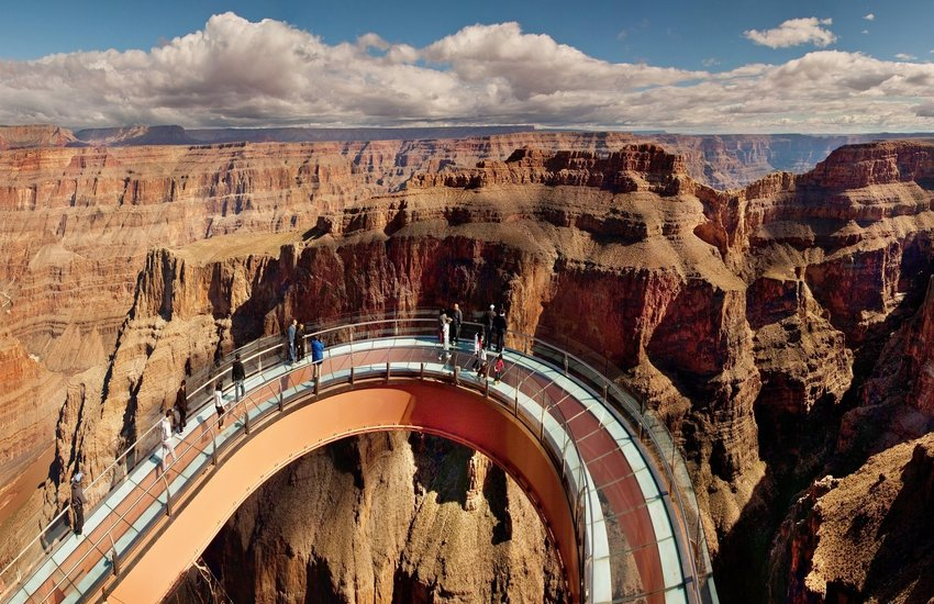 Unlimited rights granted to Grand Canyon Skywalk Development LLC