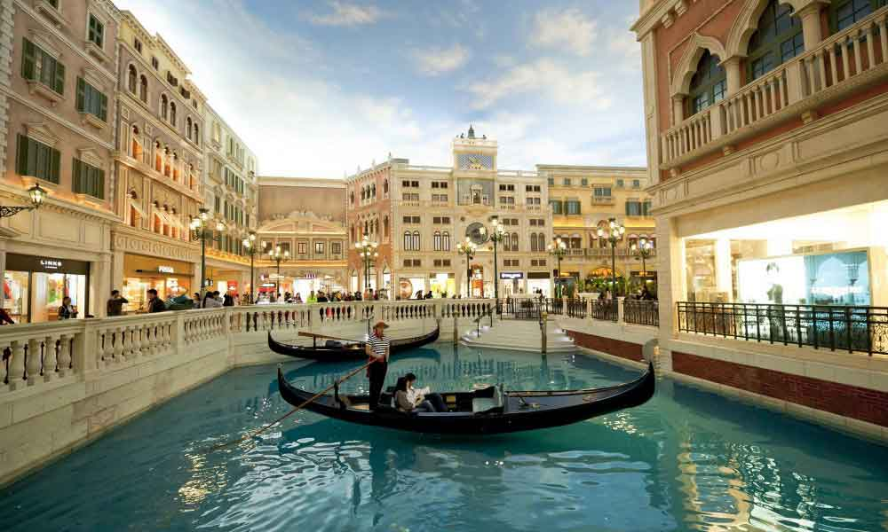 Venetian-Macau Packages