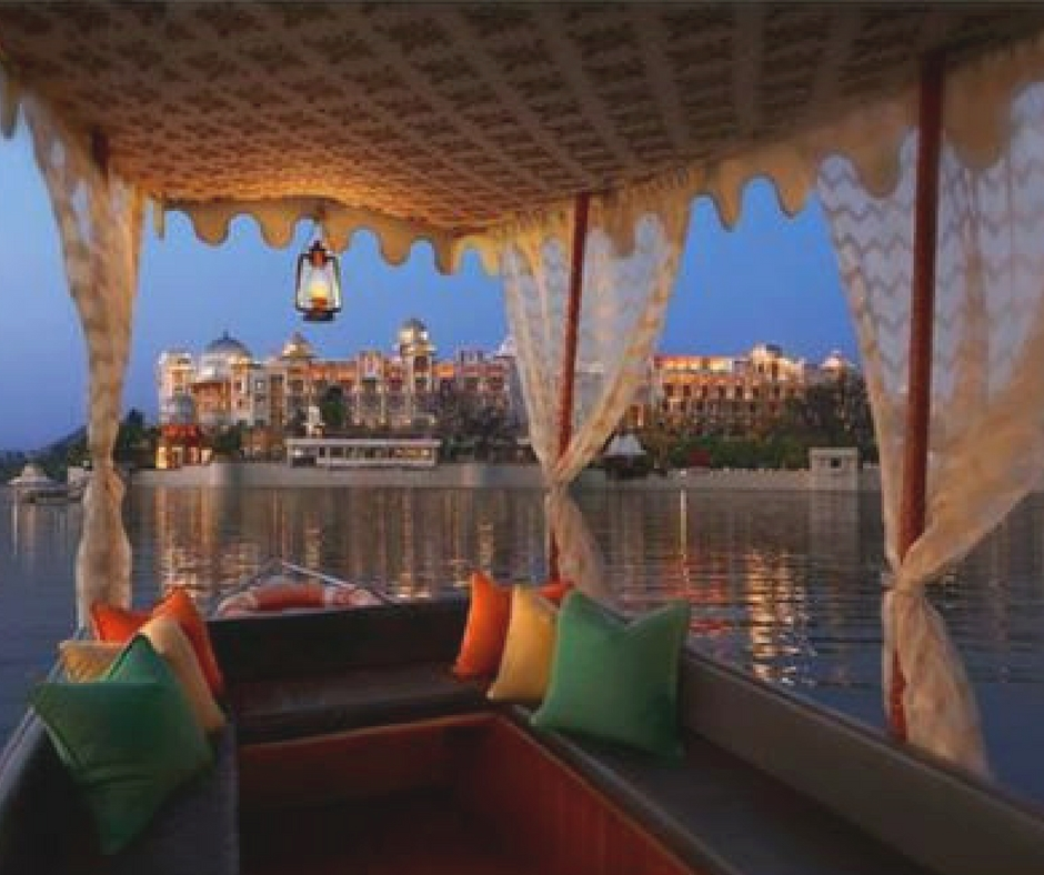 Honeymoon trip in Udaipur with Flamingo Travels