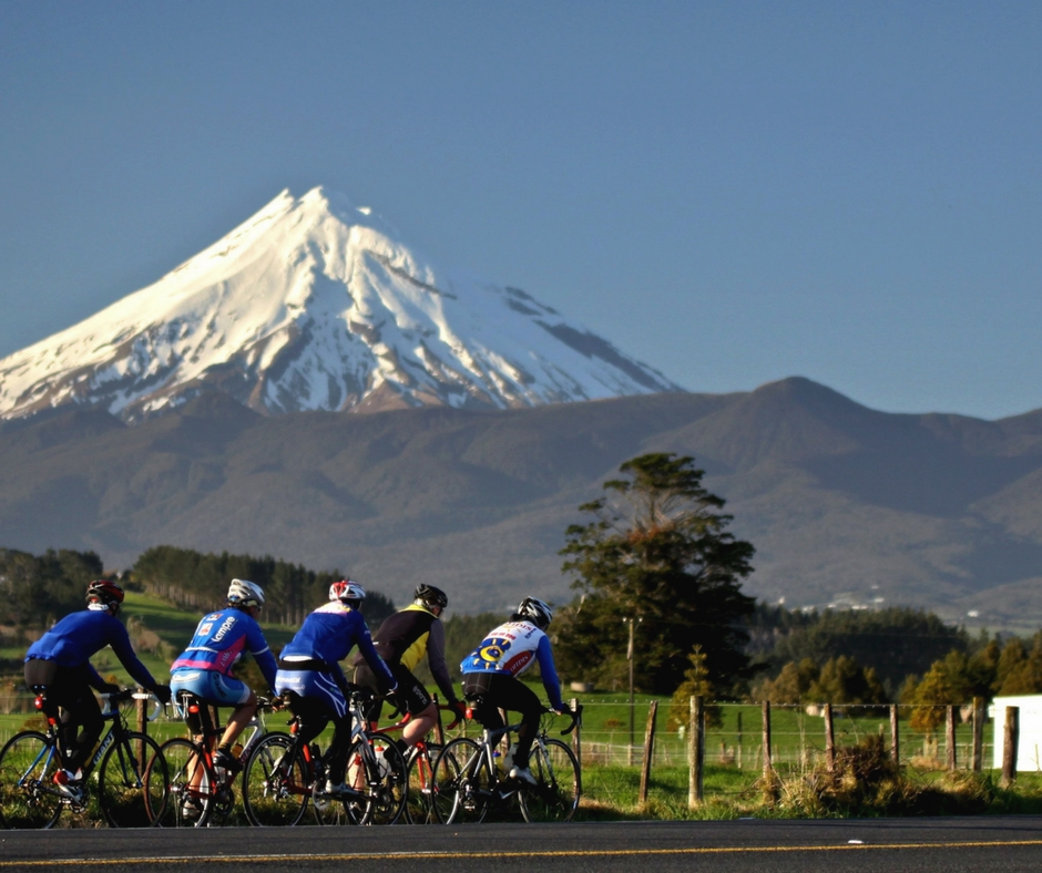 Go Cycling in New Zealand with Flamingo Travels